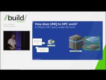 "Analyzing ""big data"" with LINQ to HPC"