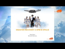 NTK - Disaster recovery with DPM and OPALIS