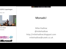 Intro to Monads