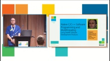 Native C/C++ Software Programming and Multithreading using Intel&#174; Software Development Products