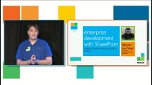 Enterprise Development with SharePoint