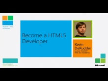 Become an HTML5 Web Developer