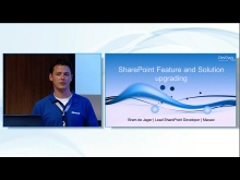 SharePoint Features en Solution Upgrading