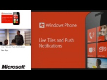 Dev05 - Live Tiles and Push Notifications