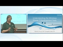 Understanding the Windows Phone 7 Development Tools