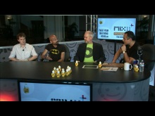 JavaScript Panel with Doug Crockford, James Mickens & Luke Hoban