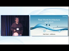 Real World Architecture with ASP.NET MVC