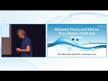 Windows Phone and XNA for Fun, Games, Profit and Physics
