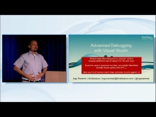 Advanced Debugging with Visual Studio 2010