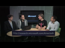 Kinect for Windows SDK Beta Launch Roundtable Q&amp;A