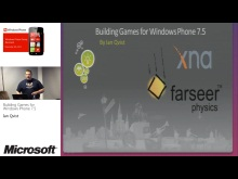 Dev06 - Building Games for Windows Phone 7.5 with Farseer Physics Engine