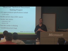 Model-Based Testing of Protocol Documentation 2011