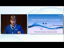 Entity Framework in de Praktijk
