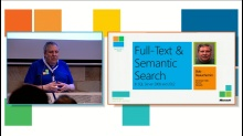 Full text and Semantic Search in SQL Server 2008 and 2012