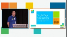 Building Single Page Apps for desktop, mobile and tablet with ASP.NET MVC 4