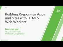 Building responsive apps and sites with HTML5 web workers