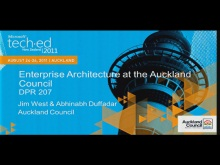 Addressing the Auckland Council Architectural Challenges