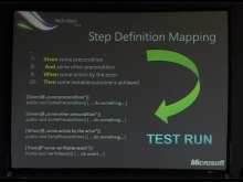 BDD With Visual Studio 2010 and SpecFlow