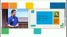 Fun with HTML 5