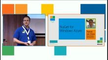 NuGet for Windows Azure
