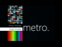 Microsoft Design: Metro, Multiscreen Experiences, Kinect and the Future