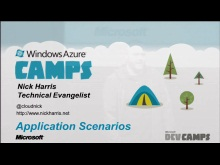 Windows Azure Application Scenarios