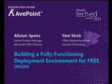 Building a Fully-Functioning Deployment Environment for FREE