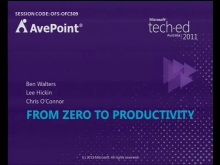 From Zero to Productivity with Office 365