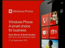 What's new in Windows Phone 7.5 for End Users and Enterprises