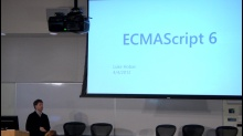 Luke Hoban: ECMAScript 6