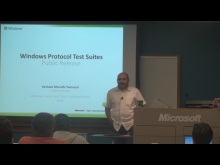 Protocol Test Suite Public Release 2011