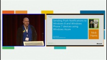 Sending push notifications using Windows Push Notification Service + Windows Azure