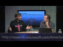 Kinect for Windows SDK Beta Launch Announcement with Anoop Gupta &amp; Jeff Sanquist