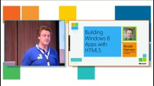 Building Windows 8 Apps with HTML5