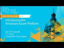 Introducing the Windows Azure Platform
