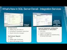 "What's New in Microsoft SQL Server Code-Named ""Denali"" for SQL Server Integration Services"