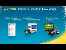 Microsoft Lync 2010: Winning in Voice and Video