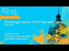Microsoft Exchange Server 2010 Tips and Tricks