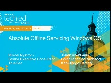 Absolute Offline Servicing Windows OS
