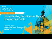 Understanding the Windows Phone Development Tools