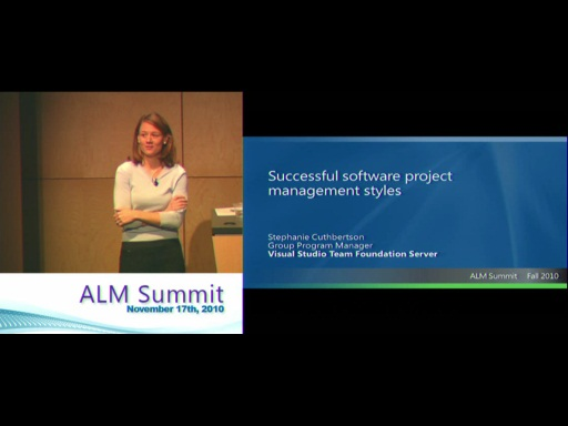 Successful Software Project Management Styles